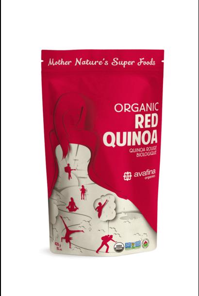 Organic Red Quinoa 425g