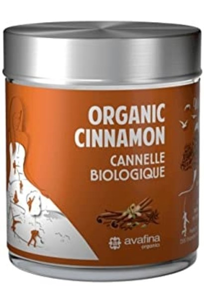"Organic ""True"" Cinnamon  - 110g"