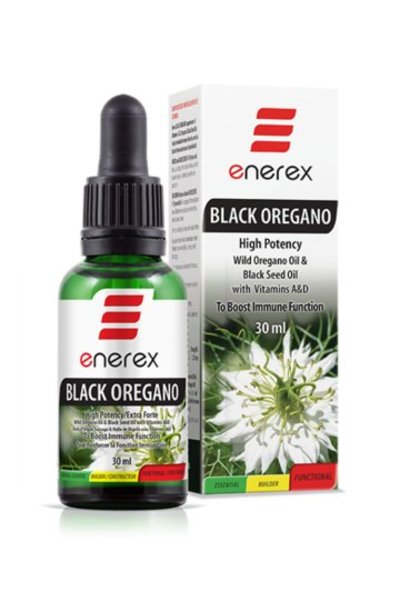 Black Oregano - boost immune function - 30ml