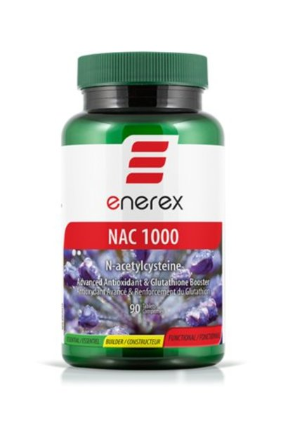 NAC 1000 - advanced antioxidant - 90 caps