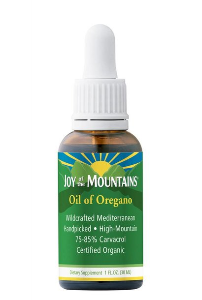 Oil of Oregano - 30 ml