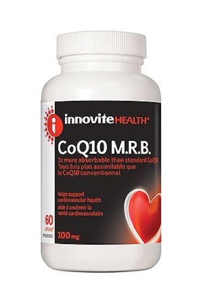 CoQ10 M.R.B. 100 mg - 60 softgels
