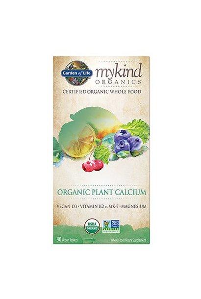 Plant Calcium Organic - 90 caps