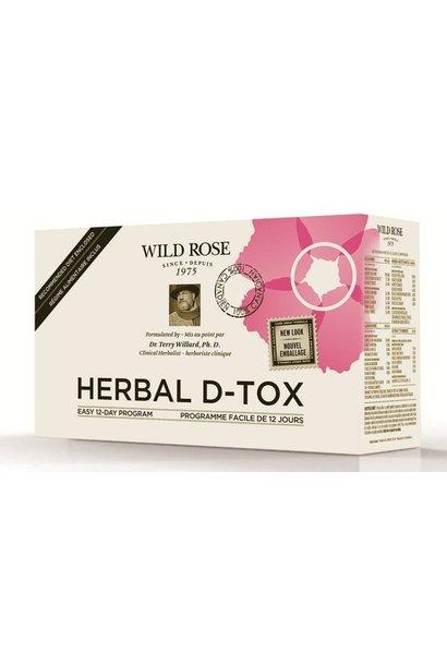 Herbal D-Tox 12 days program