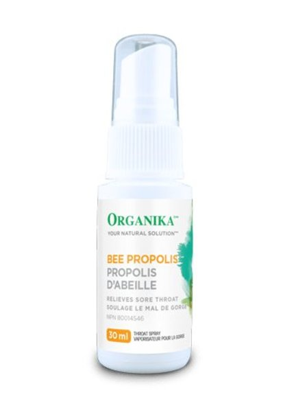 Bee Propolis - Throat Spray - Alcohol Free- 30 ml
