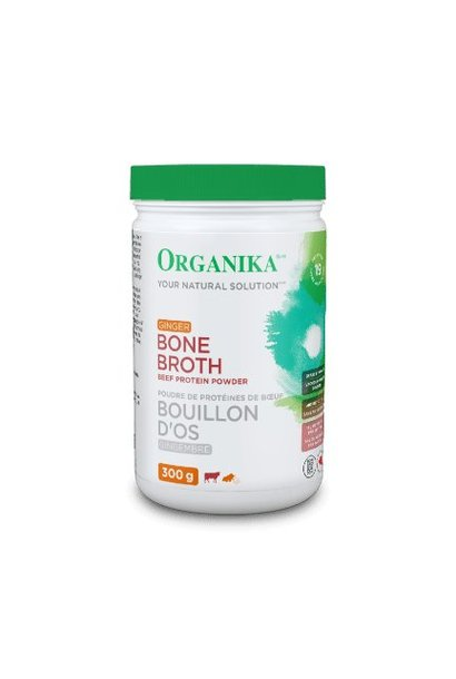 Bone Broth Protein Powder -  Ginger Beef - 300g