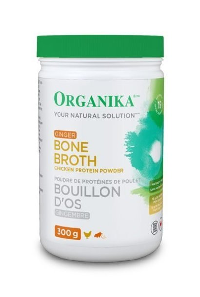 Chicken Bone Broth Protein Powder - Turmeric - 300g