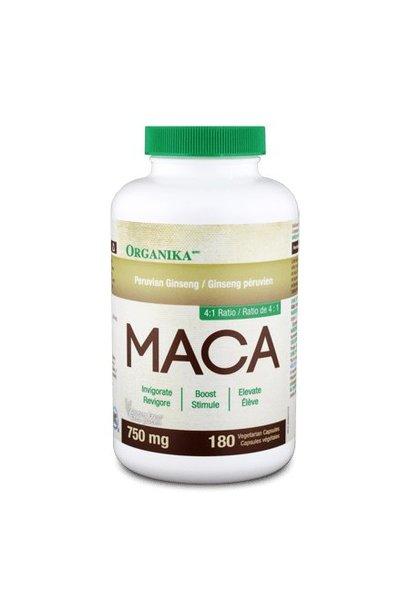 Maca- 750 mg - 180 Vcaps