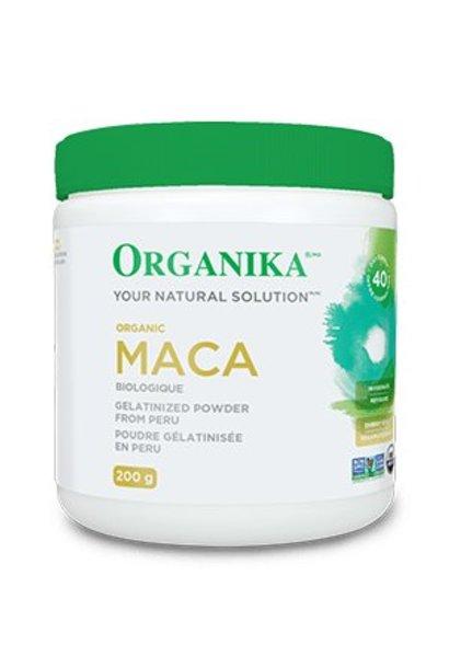 Maca Gelatinized Powder - Organic - 200g