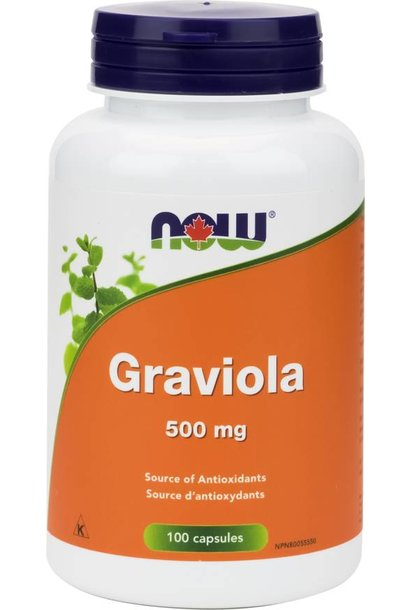 Graviola 500 mg - 100 Caps