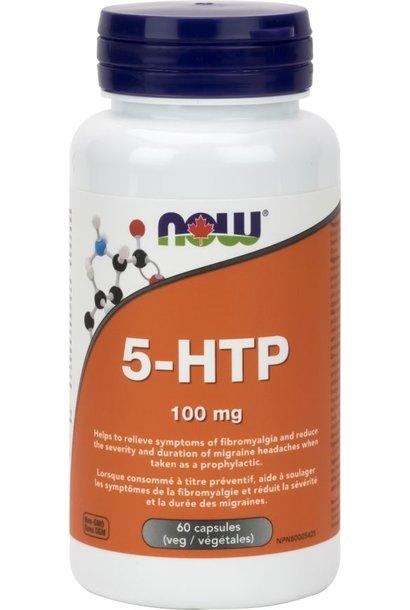 5-HTP 100 mg - 60 Vcaps