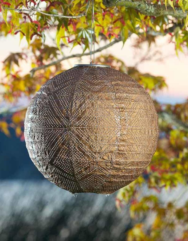 DETAILED  SPHERE LANTERN