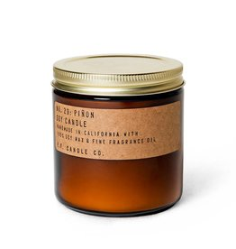 P.F.Candle Pinon Soy Candle 3.5 oz