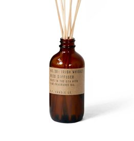 P.F.Candle No 30 Irish Whiskey Reed Diffuser