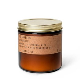 P.F.Candle Los Angeles Limited Edition Scent Soy Candle 7.2 oz