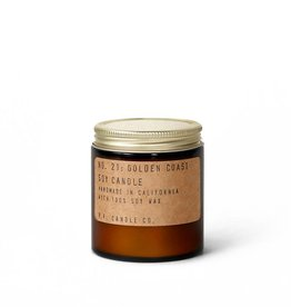 P.F.Candle Golden Coast Soy Candle 3.5 oz