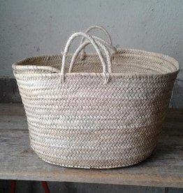 Sisal Handle Basket Small