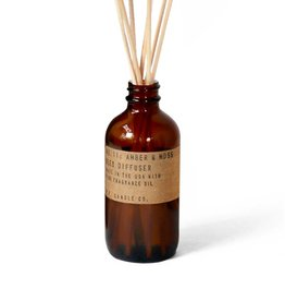 P.F.Candle Amber & Moss Reed Diffuser