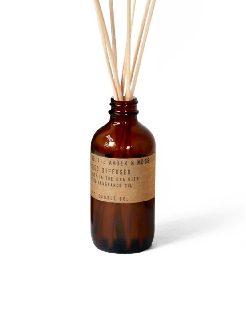 P.F.Candle P.F. REED DIFFUSER - Amber & Moss