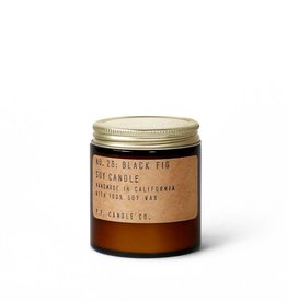 P.F.Candle Black Fig Soy Candle 7.2 oz