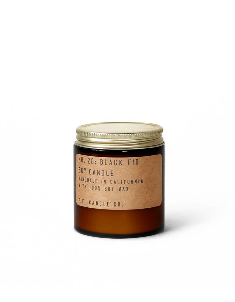 P.F.Candle P.F. CANDLE - Black Fig, 12.5 oz