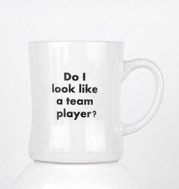 do i look like a team - Ceramic Coffee Mug