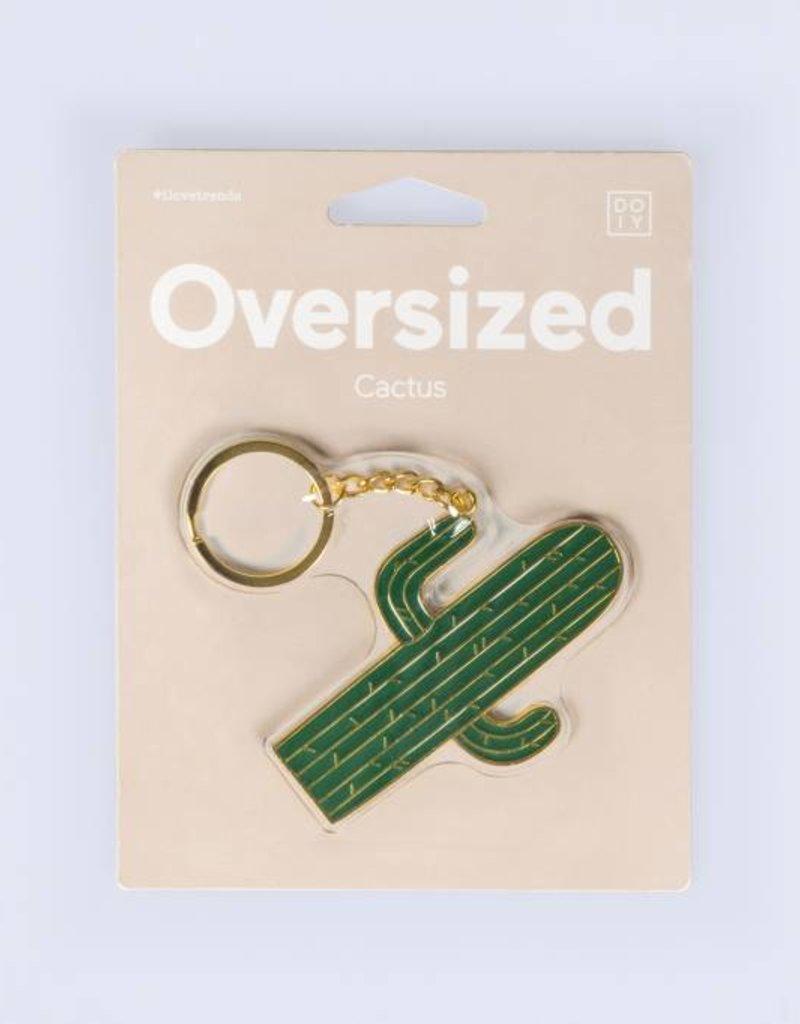 Doiy Oversized Keyring Cactus