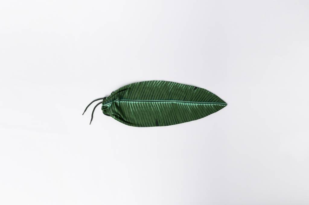 Doiy Travel laundry bag - Tropical Green