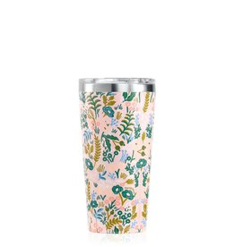 corkcicle Rifle Paper Tumbler - 16oz Gloss Pink - Tapestry
