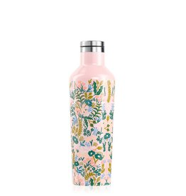 corkcicle Rifle Paper Canteen - 16oz Gloss Pink - Tapestry