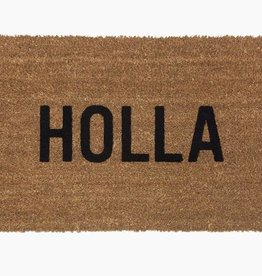 Reed Wilson Design Doormat - Holla