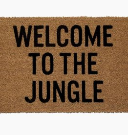 rwd Doormat - Welcome to the jungle