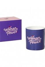 wild and wolf Mug Woman Power