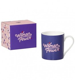 wild and wolf Mug Woman Power