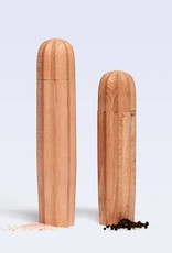 Doiy Cacti Natural Wood Salt and pepper mills