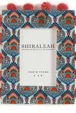 shiraleah THE WANDERER PEACOCK PRINT