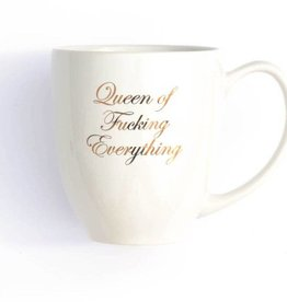 Coffee Mug - Queen Of Fucking Everything
