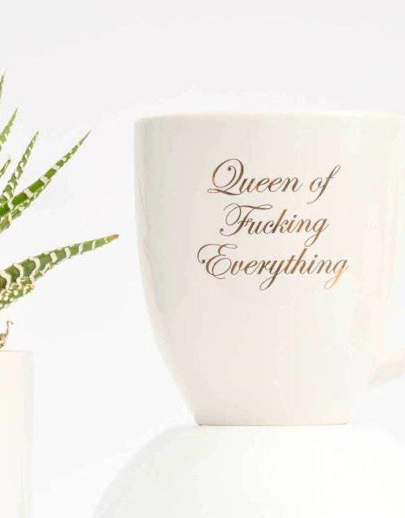Coffee Mug - Queen Of Fucking Everything