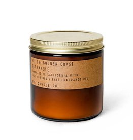 P.F.Candle Large Golden Coast 12.5 oz