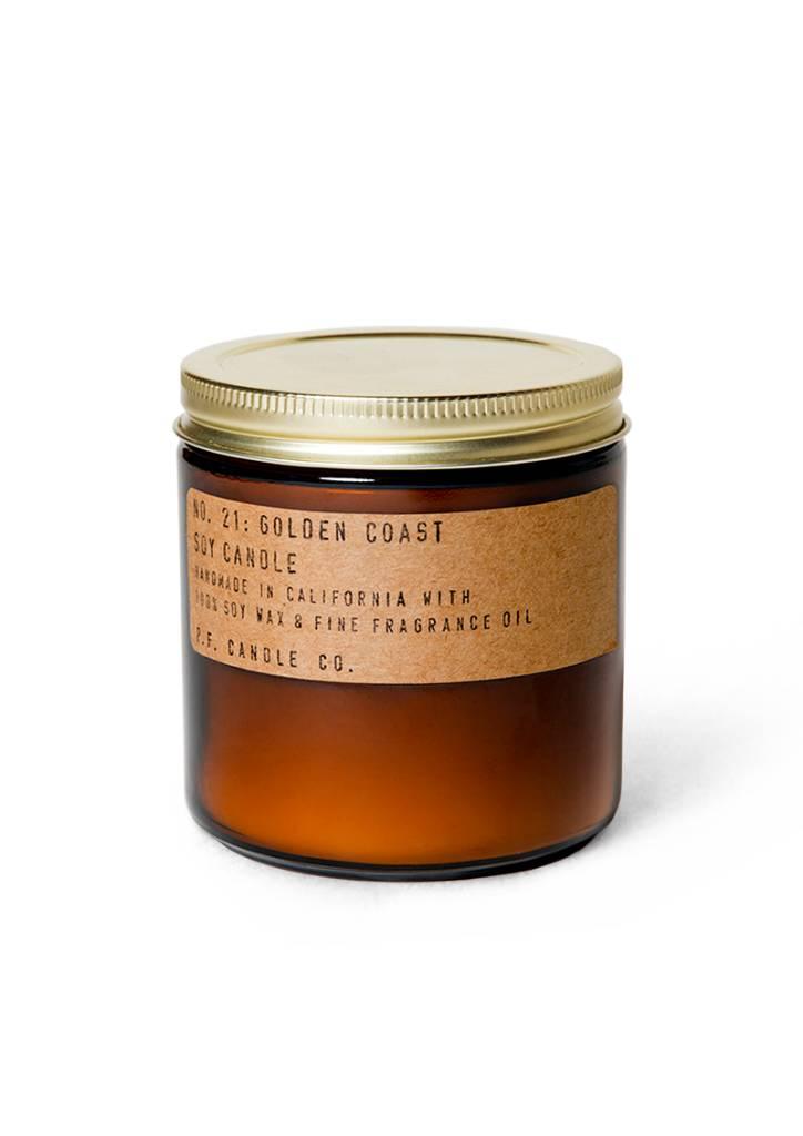 P.F.Candle Large Golden Coast 12.5 oz