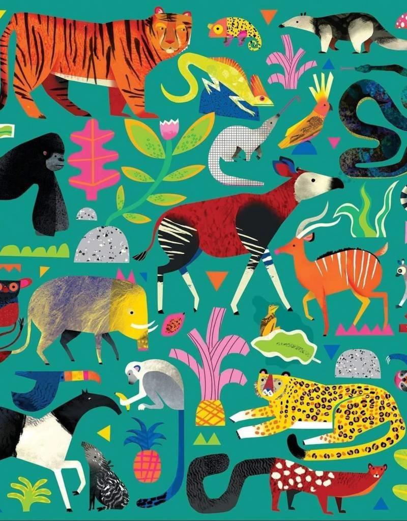 Rainforest 300 Piece Sh