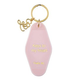 Creative Brands TA MOTEL KEY-Keys to Heart