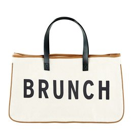 Creative Brands CANVAS TOTE - BRUNCH
