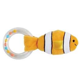 Creative Brands FISH RATTLE TEETHER