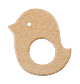 Creative Brands HEIRLOOM BIRD WOOD TEETHER