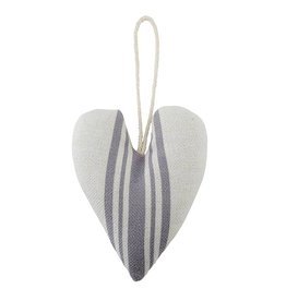 Creative Brands HEIRLOOM GRAY HEART KEEPSAKE