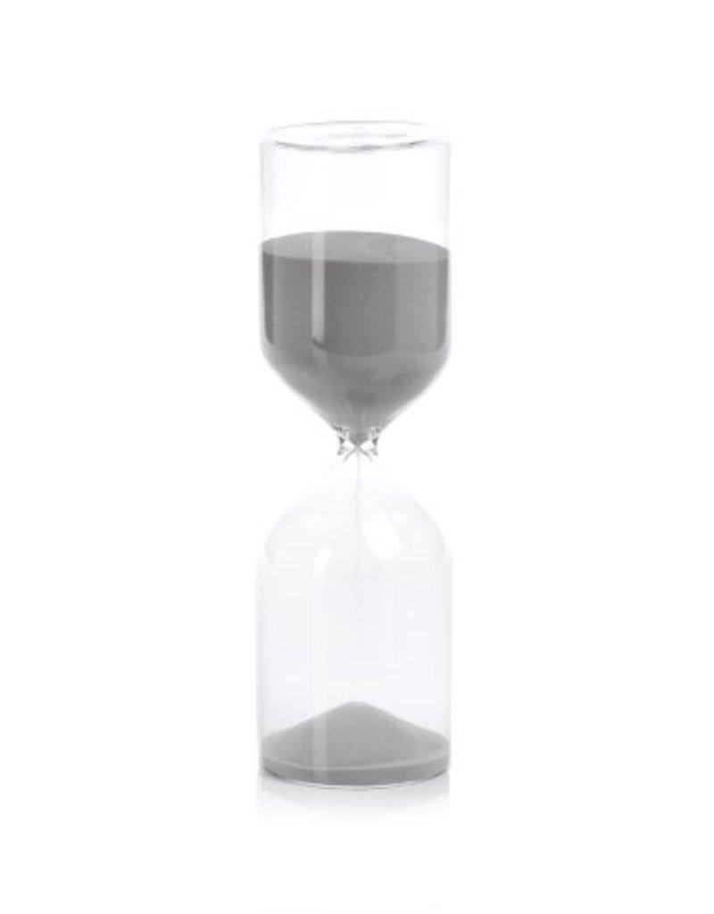 Zodax Chartez Hourglass, 60 min