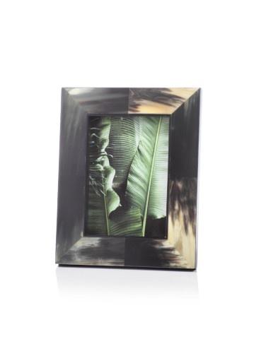 Zodax Bali Black Horn Frame 5x7