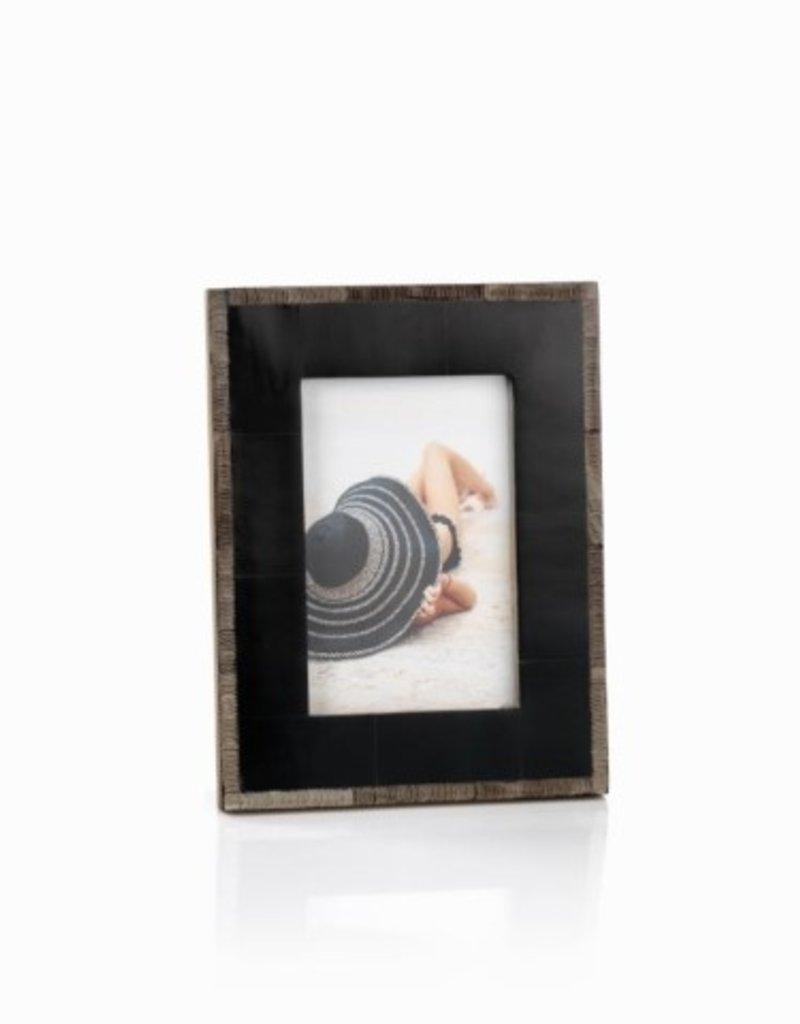 Zodax Palm Desert Chiselled Hron Frame 4x6