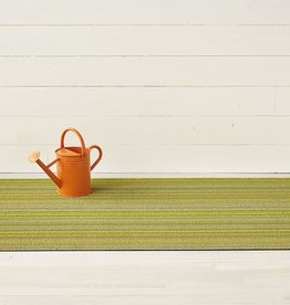Chilewich Skinny Strip Shag Big Mat36x60-CITRON